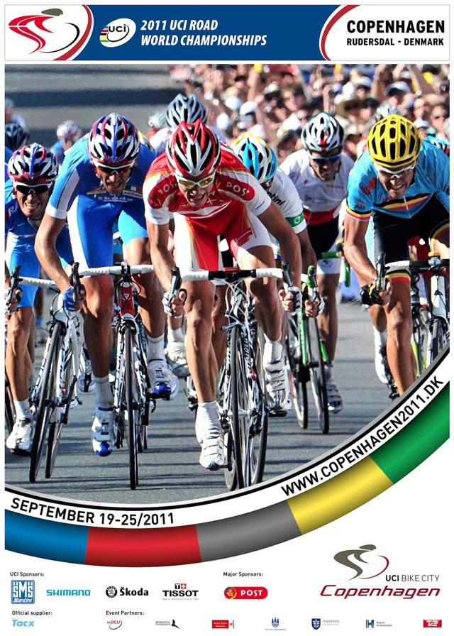 今日はUCI世界選手権U23のストリーミング放送です。