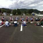 Giro d KANSAI 白浜ステージ 2日目
