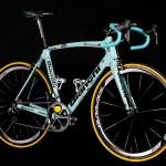 2015プロチームバイク Bianchi Oltre XR2 Lotto.NL-Jumbo & ペダリングモニター