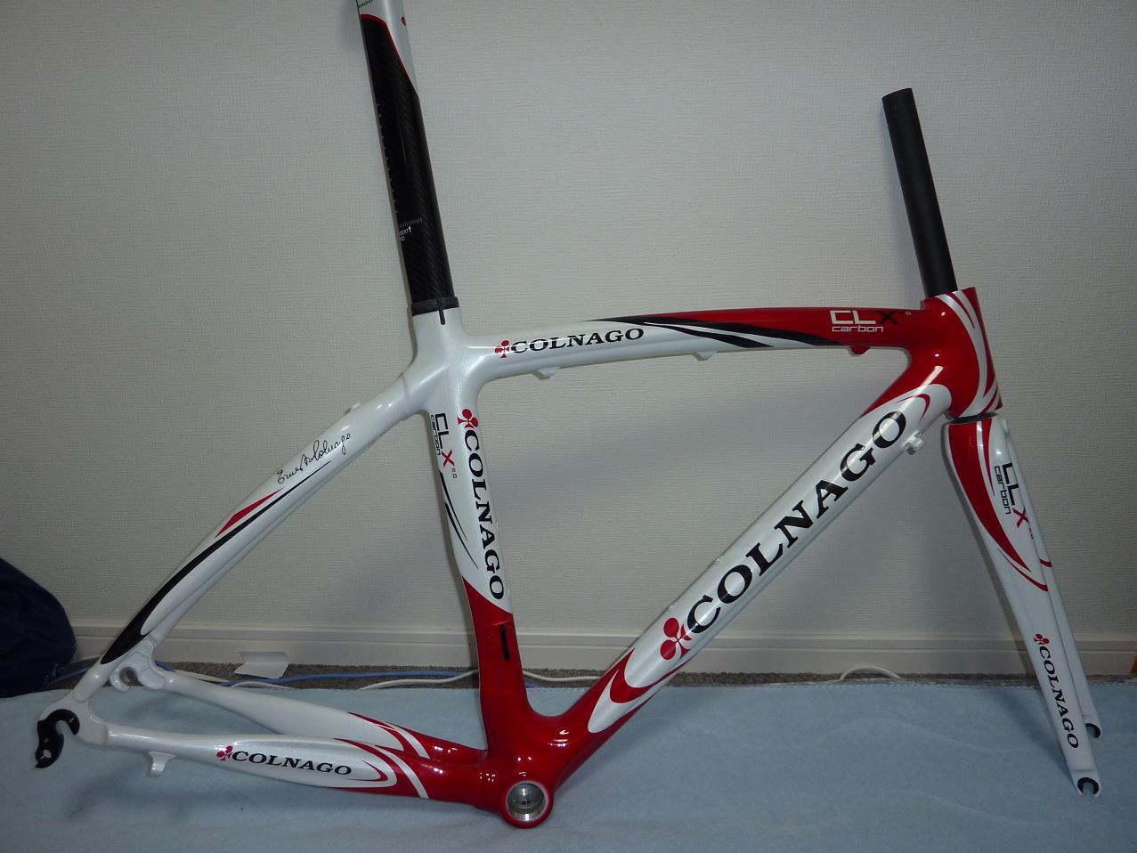Colnago CLX2.0 2011年モデル 到着!