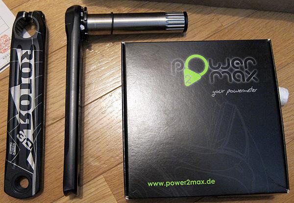 Power2Maxがオランダから到着しました