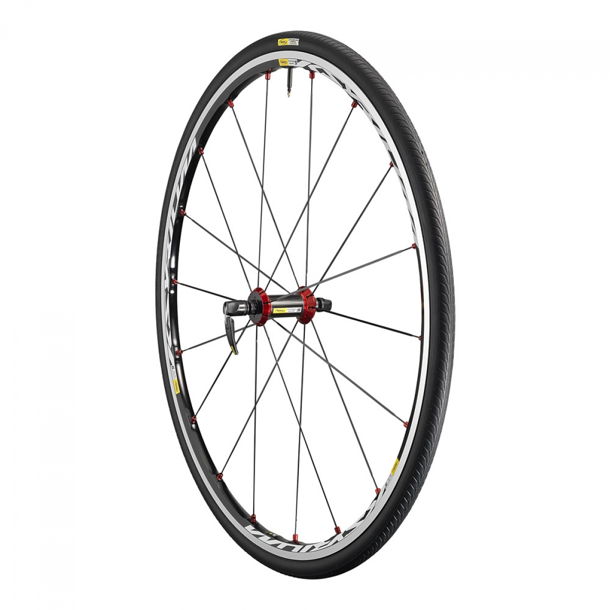 Mavic Ksyrium Elite S Red 25 2015
