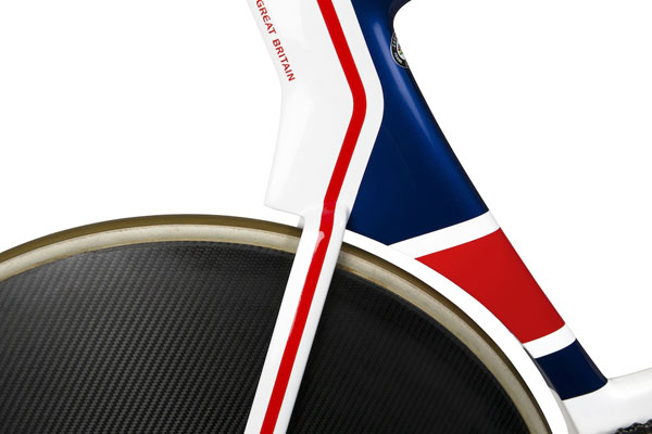 New Olympic GB Bike
