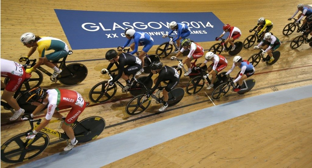 The Sir Chris Hoy Velodrome will host track cycling, as it did at the 2014 Commonwealth Games