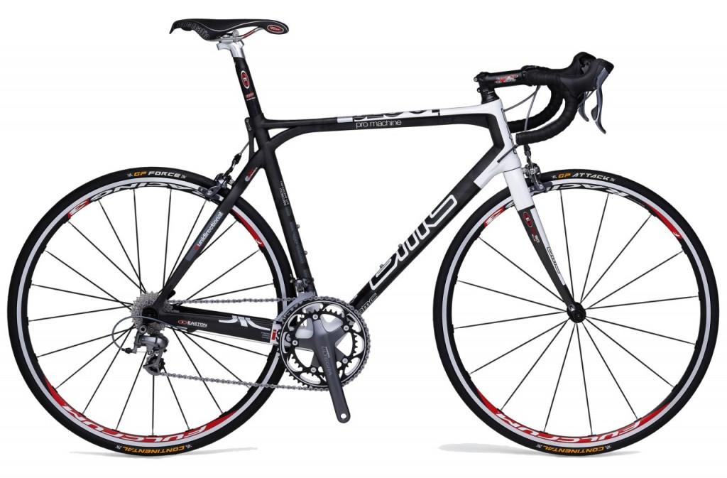 BMC SLC01 2009 – Evans cyclesで購入から到着まで