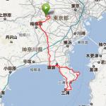 三浦半島LSD 217.07 km
