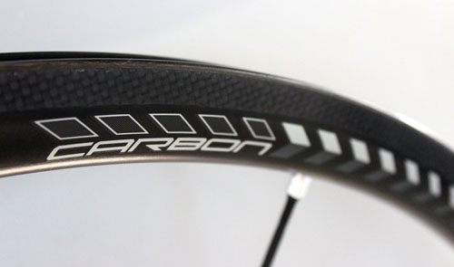 Fulcrum Racing Zero Carbon wheelset (Pic: George Scott/Factory Media)