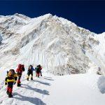 ヒートテックでエベレスト登頂 実はドライナミックも下に着ていた
