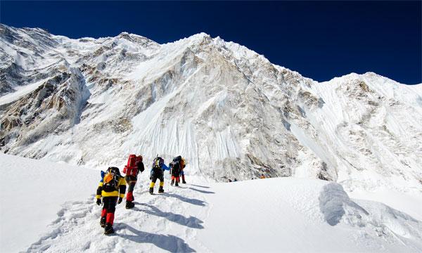 ヒートテックでエベレスト登頂 ...