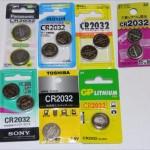 CR2032ってどんな電池?主要メーカ7社の比較まとめ
