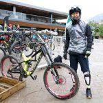 カナダ自転車旅行 ウィスラーマウンテンバイクパーク MTBの天国へ。