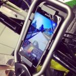 XPERIA BIKEが日本初展示 サイクリスト目線で実車を解説します