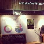 新規オープンした「アスリートカフェ」にトップアスリートが集う理由とは