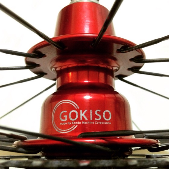 GOKISOホイールインプレッション 究極の回転体の真実