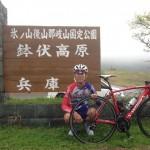 春のクラシック氷ノ山合宿 400km