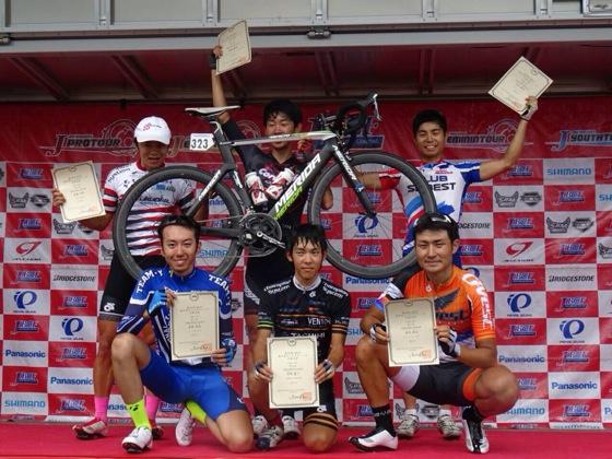 2015 西日本ロードクラシック 前半戦終了