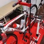 "UCI公認プロメカニックによる機材""微""調整方法について"